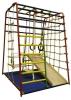 Детский Спортивный Комплекс ВЕРТИКАЛЬ ВЕСЕЛЫЙ МАЛЫШ NEXT (увеличенная высота + 30 см)