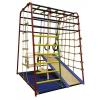 Детский Спортивный Комплекс ВЕРТИКАЛЬ ВЕСЕЛЫЙ МАЛЫШ NEXT (увеличенная высота + 30 см, горка с мягкими бортиками)