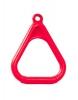 Кольцо гимнастическое треугольное Красное